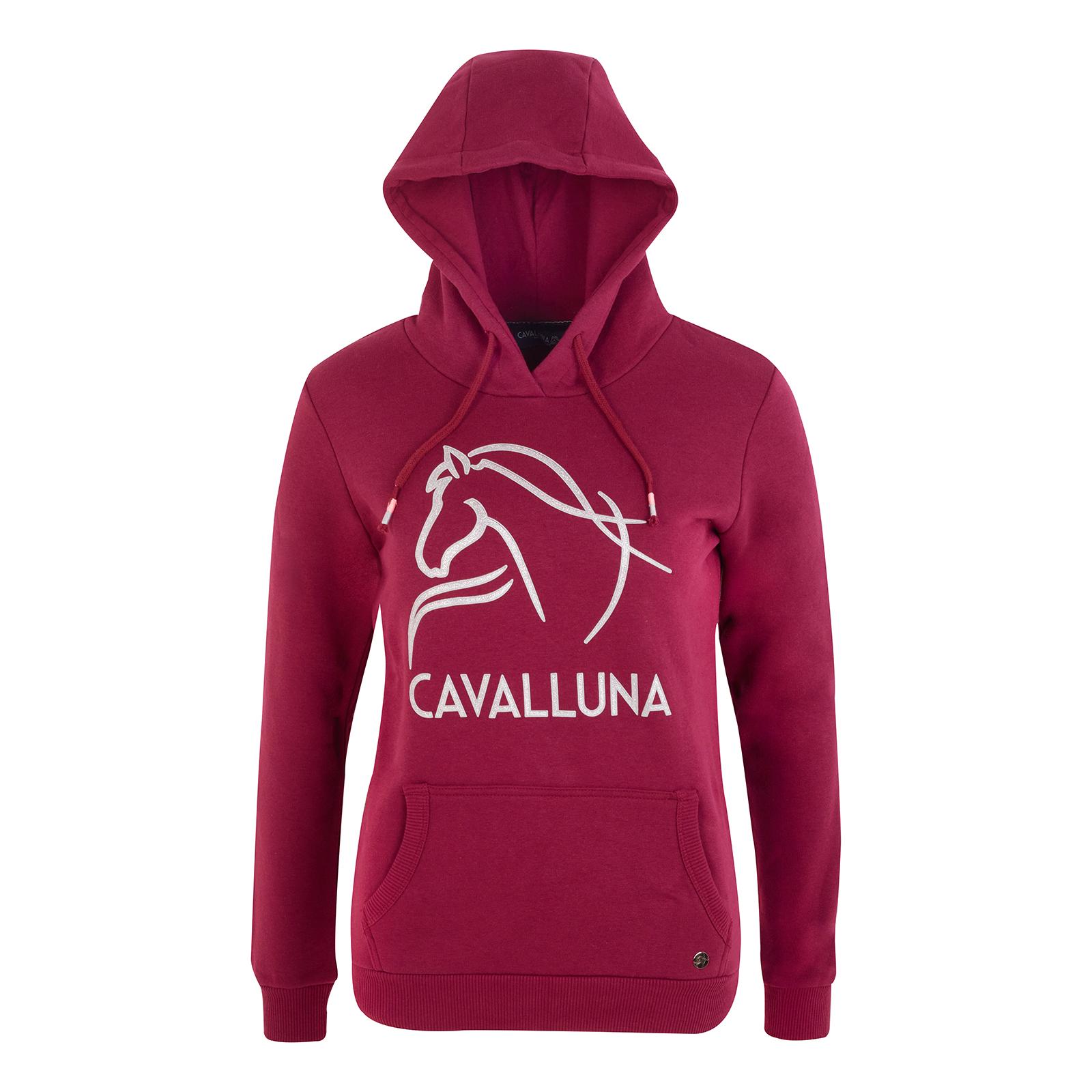 Cavalluna-Hoody-rot