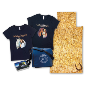 Cavalluna Fan Set-Bettwäsche-T-Shirts-Dose